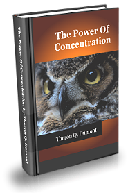 The Power Of Concentration book and audio